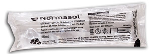 Great Value (P) Normasol Sachets | Dressings | PHA/NOS/001 |
