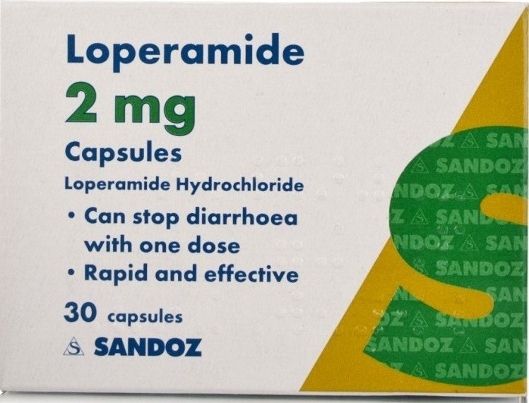 Great Value (POM) Loperamide Capsules | I-O | PHA/LOP/001 |