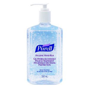 Great Value Purell Advanced Hygienic Hand Rub 300ml Pump Bottle | Hand Sanitisers |  | Purell