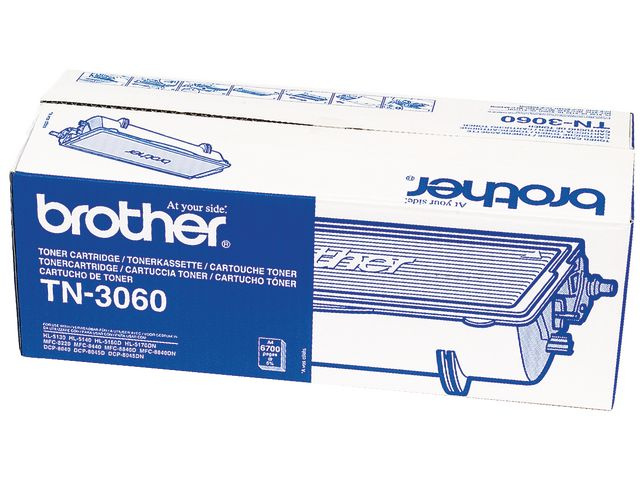 Great Value Brother TN3060 High Capacity Black Toner | Brother | TN3060 | Brother