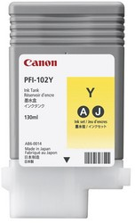 Cheap Canon PF1-102Y Ink Tank Yellow Ref 0898B001AA | Canon |  |