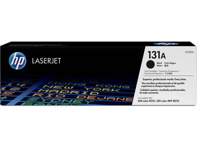 Great Value HP No.131A Toner Black | Hewlett Packard | CF210A | Hewlett Packard