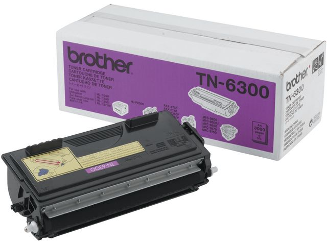 Great Value Brother TN6300 Toner | Brother | TN6300 | Brother