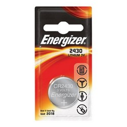 Cheap Energizer Lithium Batteries CR2430 Coin Battery | Standard Batteries | 297839240 | Energizer