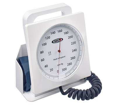 Great Value Accoson Six Aneroid Desk Model - Adult Ambidex | Blood Pressure Monitors | 0632A | Accoson