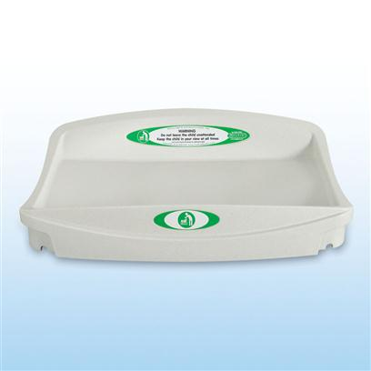 Counter Top Baby Changing Unit Oatmeal | Medical Supermarket