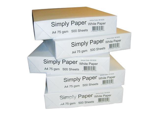 Great Value A4 Standard Copier Paper | Office Paper |  |