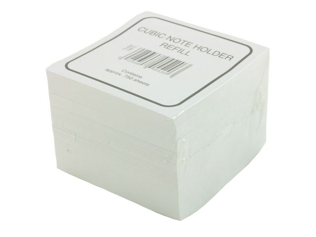 Great Value Refill Block for Noteholder Cube | Pads & Note Books |  |