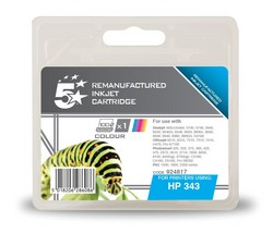 Cheap Compatible HP No.343 Tri-Colour Ink Cartridge | Compatible |  |