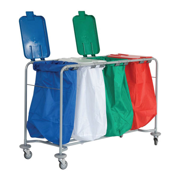 Great Value 130 Lid For Laundry Trolley Blue | Linen and Laundry Management |  | Sidhil/Doherty