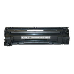 Cheap Compatible Laser Toner Cartridge approx Yield 1500 Pages [HP No. 35A CB435A Equivalent] Black | Compatible |  |