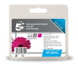 Cheap HP 902XL Compatible Ink Cartridge Magenta (CD973AE) High Capacity | Compatible |  |