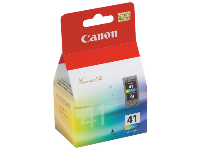 Cheap Canon CL-41 Colour Ink Cartridge | Canon | 0617B001 | Canon