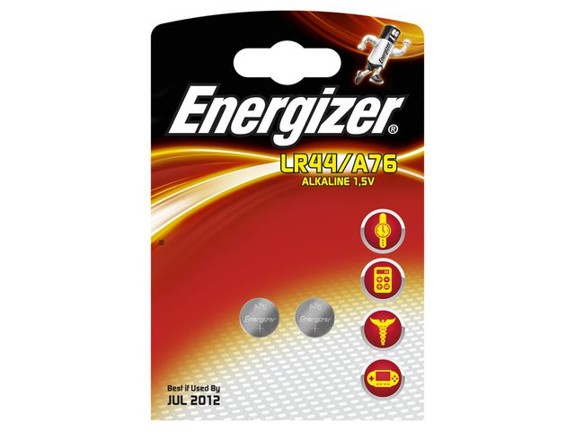 Great Value Energizer LR44 Coin Cell Lithium Battery | Standard Batteries | 623055 | Energizer