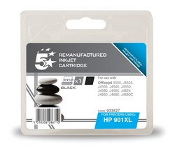 Cheap HP 901XL Compatible Ink Cartridge Black (CC654AE) High Capacity | Compatible |  |