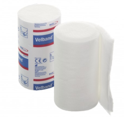 Great Value BSN Velband Dressing 15cm x 2.75m Orthopaedic Band | Dressings | BF7231505 | Bunzl