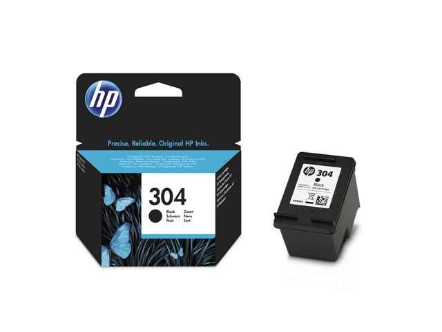Great Value HP No.304 Ink Black | Hewlett Packard | N9K06AE | Hewlett Packard