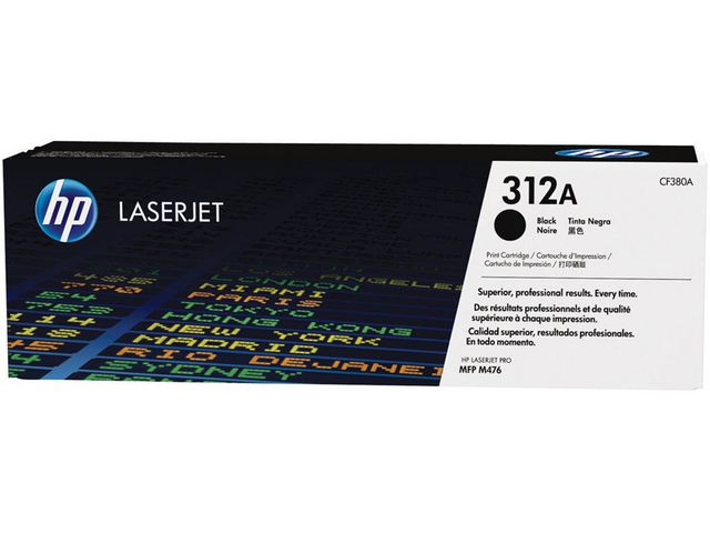 Great Value HP No.312A Toner Black | Hewlett Packard | CF380A | Hewlett Packard